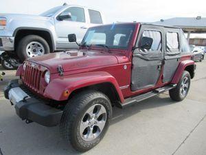 2011 Jeep Wrangler for Sale in Arlington, TX