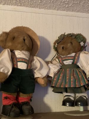 Character bears for Sale in Micanopy, FL
