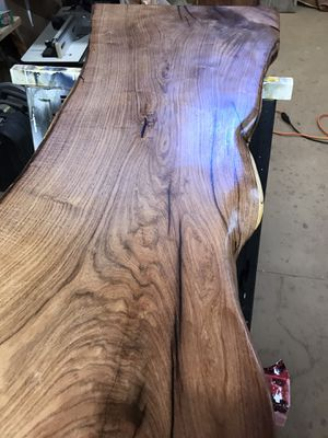 Live Edge Mesquite Coffee Table for Sale in Mesa, AZ