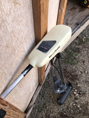 45 lbs thrust, 12 volt for Sale in Abilene, TX