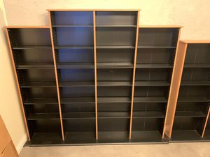 Blu-ray/Collectible Standing Shelf Units! for Sale in Los Angeles, CA