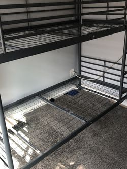 Twin Metal Bunk Bed Sverta IKEA for Sale in Monterey Park,  CA