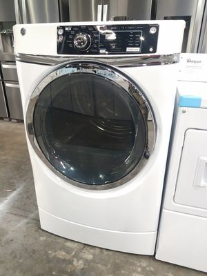 GE LIKE NEW GAS DRYER EXCELLENT CONDITION-STEAM CYCLES🏡WE DELIVER SAME DAY!! for Sale in Dana Point, CA