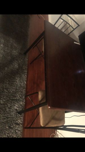 Small wooden kitchen table for Sale in North Brunswick Township, NJ