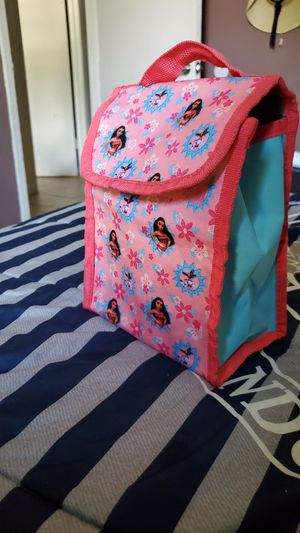 Moana lunch bag for Sale in Lancaster, TX