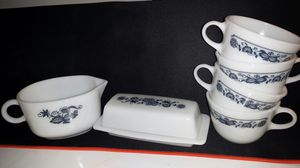 Pyrex Old Towne Blue set for Sale in Indianapolis, IN