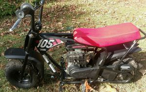 Monster Moto Mini Bike for Sale in Cartersville, VA
