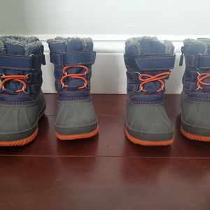 Toddler Size 4 Cat & Jack Snow Boots for Sale in Rockville, MD