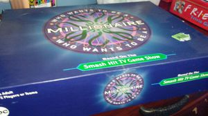 Who wants to be a millionaire board game for Sale in Joliet, IL