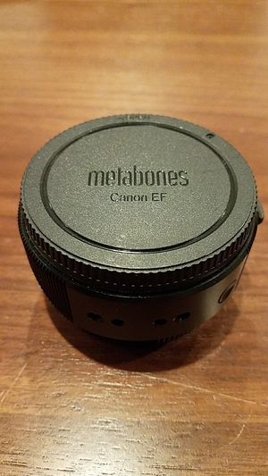 Metabones Canon EF to Sony E Adapter for Sale in San Diego, CA