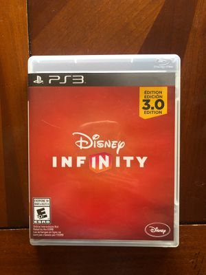 Infinity PS3 game set for Sale in Middletown, MD