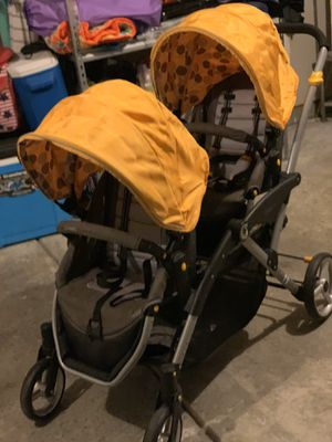 Double Unisex Stroller for Sale in Charlotte, NC