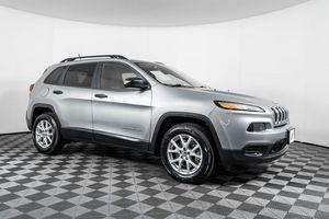 2017 Jeep Cherokee for Sale in Marysville, WA