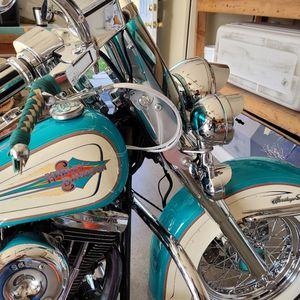 1992 Harley DAVIDSON Heritage Softail for Sale in Fresno, CA