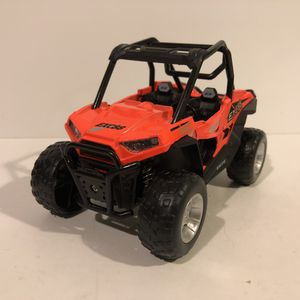 NEW Red All Terrain Vehicle ATV Car Toy Diecast Me