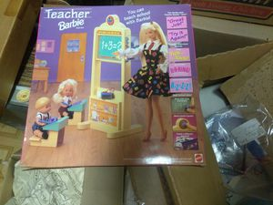 Teacher Barbie for Sale in Maple Heights, OH