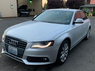 2009 Audi A4 for Sale in Portland,  OR
