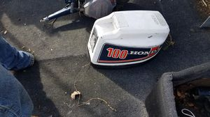 Honda 100 outboard motor for Sale in Fairfield, CA