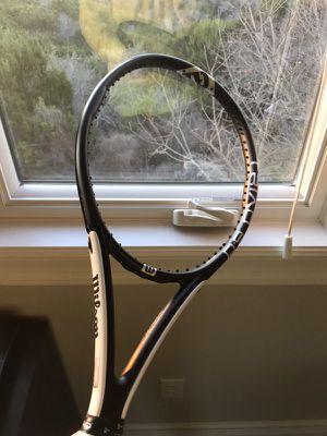 Wilson Triad 6.0 tennis racket for Sale in Austin, TX
