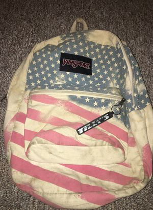 Tillys American Flag BackPack for Sale in Richmond, VA