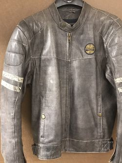 Triumph Leather Motorcycle Jacket for Sale in Seattle,  WA