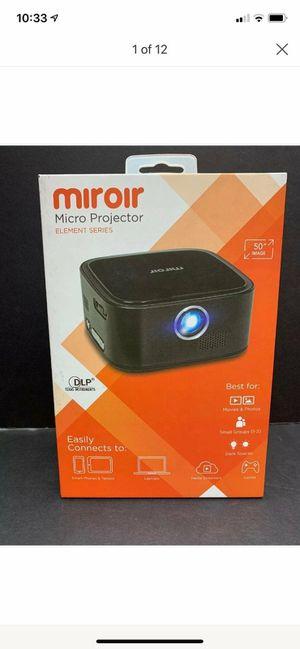 Miroir micro projector for Sale in Phoenix, AZ