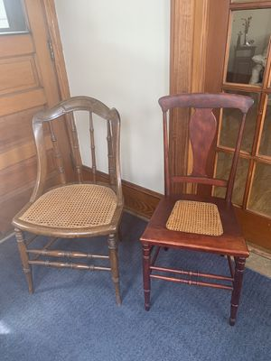Antique wooden chairs for Sale in Berwick, PA