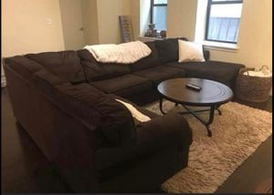 Sectional couch great condition for Sale in Robbinsville Township, NJ