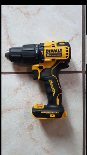 "New Dewalt Atomic Hammer Drill 1/2"" Brushless for Sale in Placentia, CA"