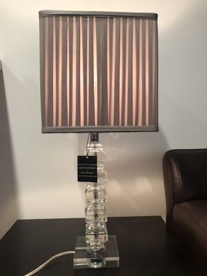 Brand New Regina Andrews Crystal Table Lamp for Sale in Fort Lauderdale, FL