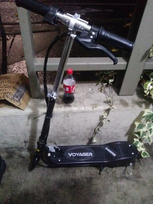 Voyager Electric Scooter for Sale in Seattle, WA