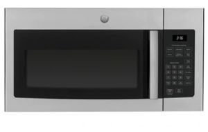 Microwave - GE 1.6 Cu. ft Over-the-Range Microwave Oven (JVM3160RFSS) for Sale in Queens, NY