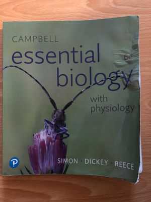 Biology for Bio 3 Class for Sale in Los Angeles, CA