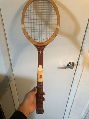 Wilson Top Notch Racket for Sale in Fresno, CA