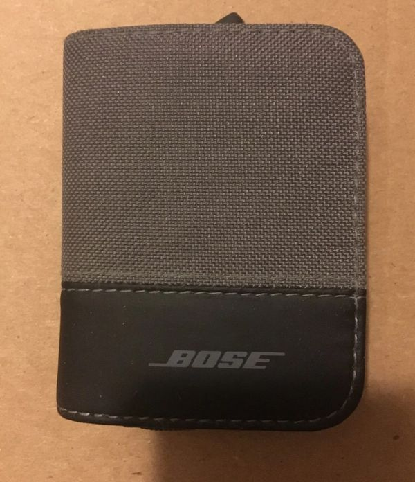 Bose Wire headset