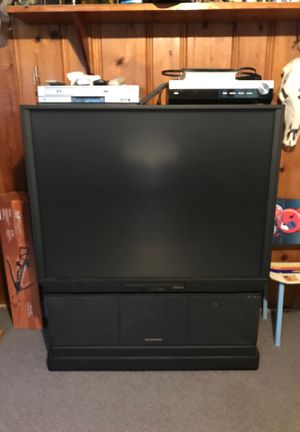 Large TV! for Sale in Manson, WA