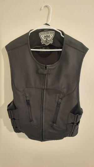 Icon motorcycle vest. Back armor for Sale in Thurmont, MD