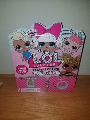 LOL Surprise Game for Sale in Lincoln, CA