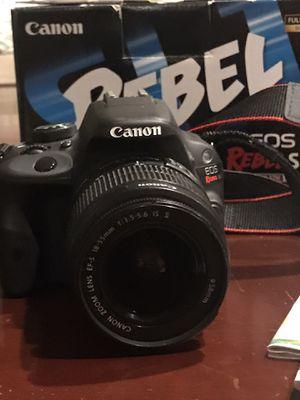 Canon Eos Rebel SL-1 for Sale in Orland Hills, IL