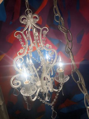 Lamps Plus- Crystal Chandelier for Sale in Los Angeles, CA