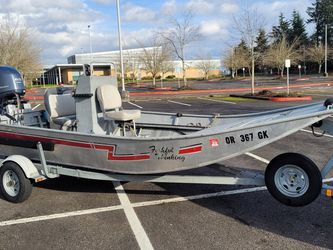 16' Sled NEW twin Yamahas for Sale in Clackamas,  OR