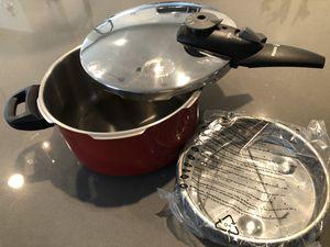 Fagor Pressure Cooker 6L for Sale in San Juan Capistrano, CA