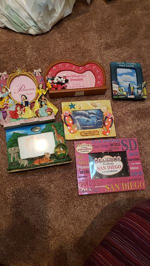 ALL AROUND THE USA PHOTO FRAMES for Sale in Dearborn, MI