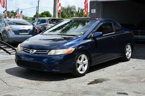 2006 Honda Civic Cpe for Sale in Miami, FL