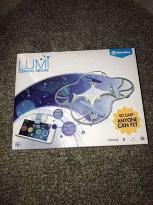 Wowee lumi gaming drone for Sale in Lebanon, PA