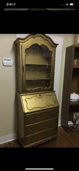 Secretary desk $100 price is firm must pick up Vance Jackson/ Callahan area for Sale in San Antonio, TX