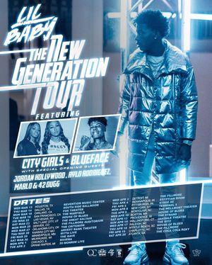 New Generation Tour for Sale in Atlanta, GA