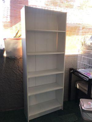 Big white shelf for Sale in Las Vegas, NV