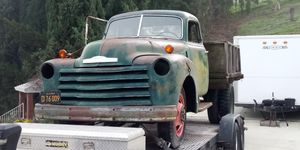 1948 CHEVY TRUCK LOADMASTER 1 1/2TON for Sale in Chino Hills, CA