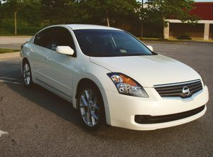 Sedan 2007 Nissan Altima Verry clean for Sale in West Valley City, UT